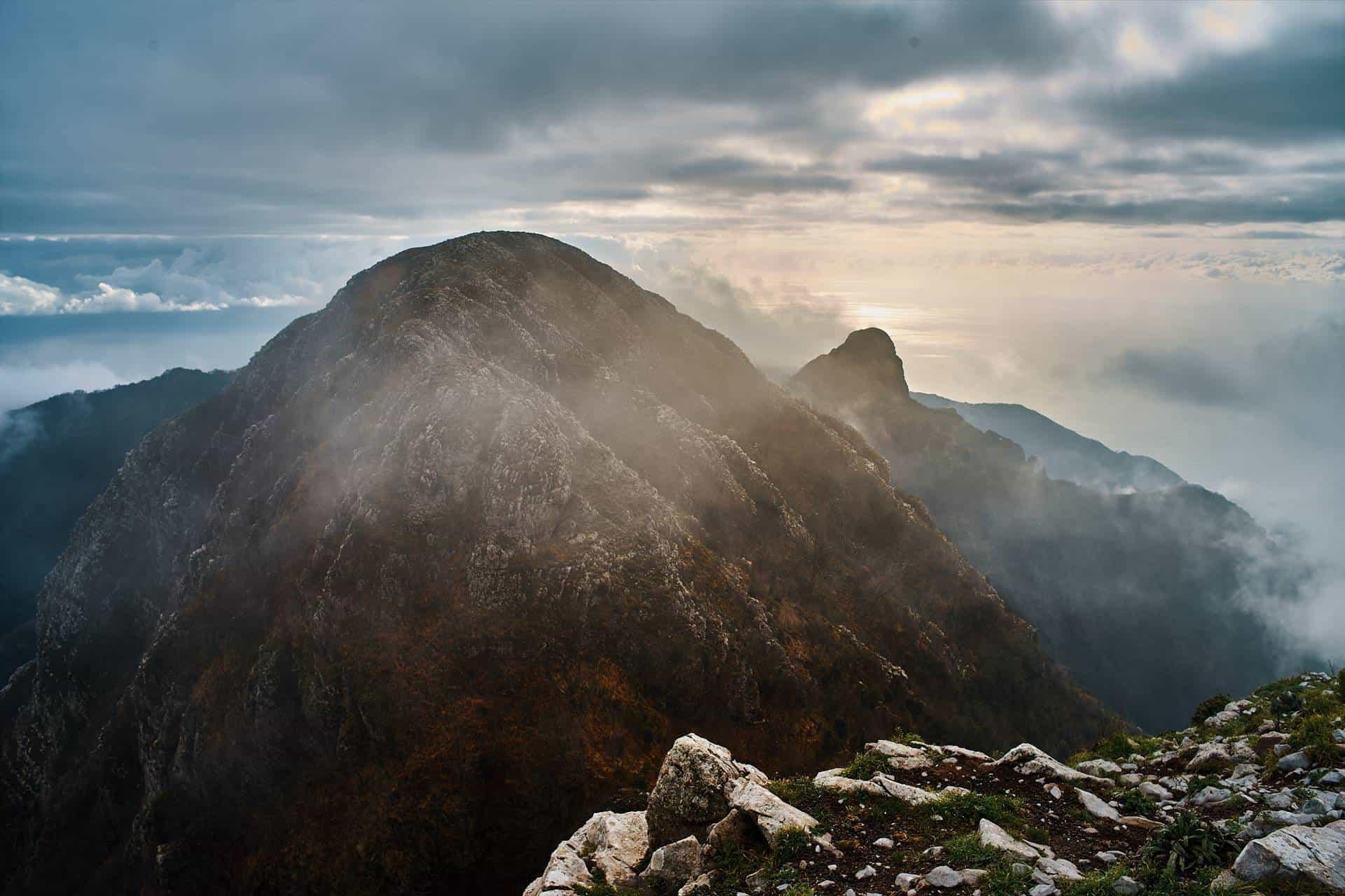 toonado: trekking monti lattari
