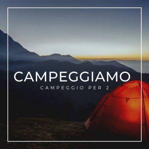 campeggio in coppia