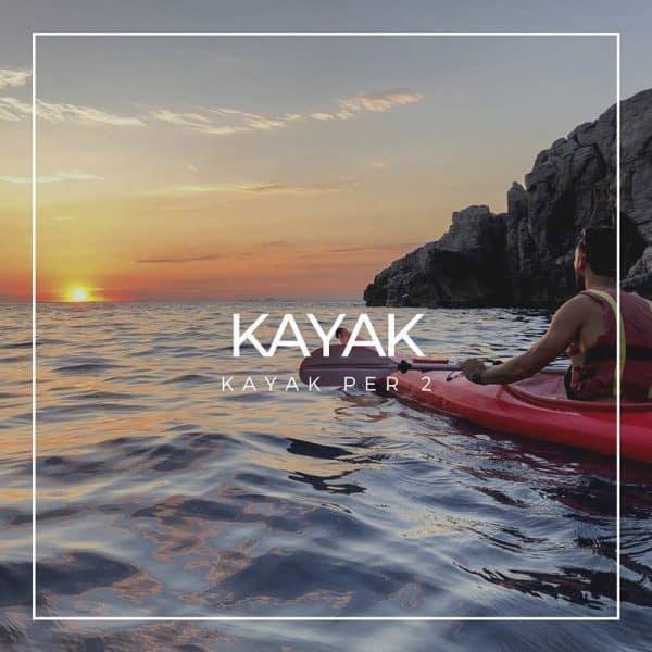 kayak in sorrento