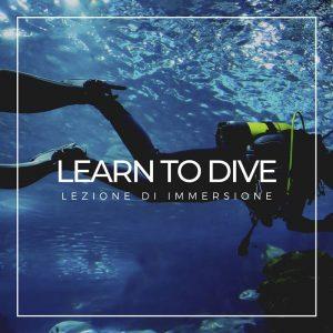 lezioni diving penisola sorrentina